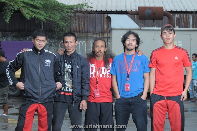 Tim coreo & safety The Raid 2 Berandal