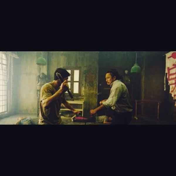 Adegan Figting dalam Film Headshot