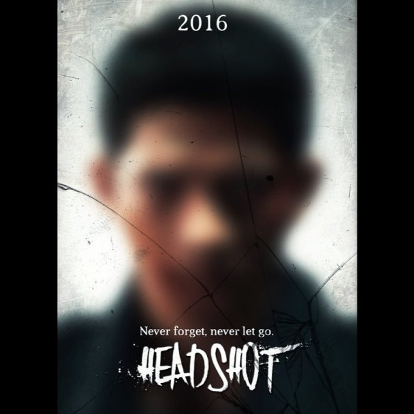 Film Headshot - Iko Uwais