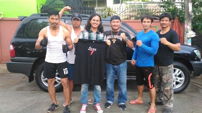 Team Master Seng Stunt dan Udeh Nans Pejuang Stunt