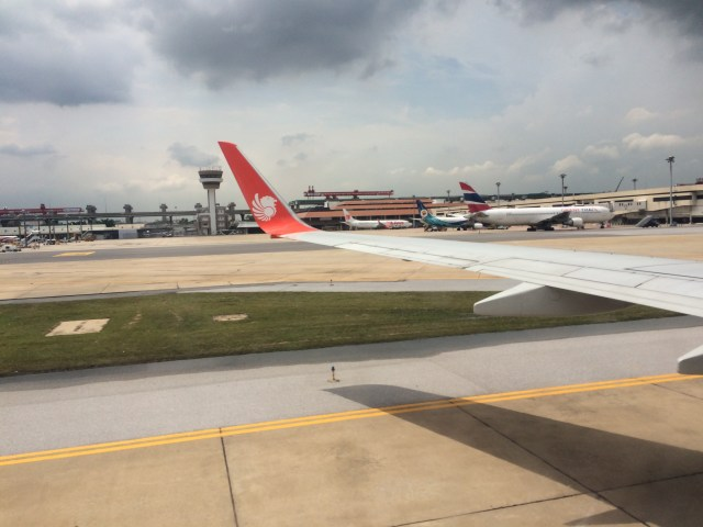 Thai Lion Air SL 119 - Bandara Don Mueang Bangkok