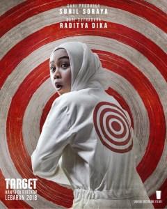 Ria Ricis - Poster Karakter Film Target