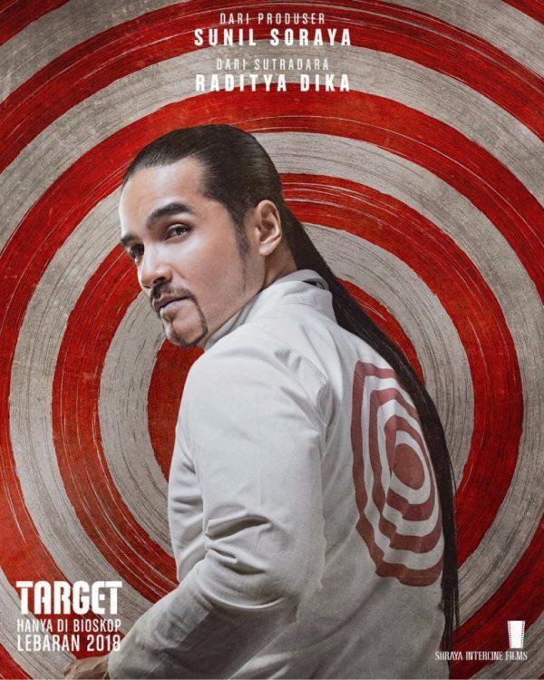 Rommy Rafael - Poster Karakter Film Target