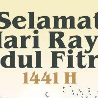 Ucapan Selamat Idul Fitri 1441 H