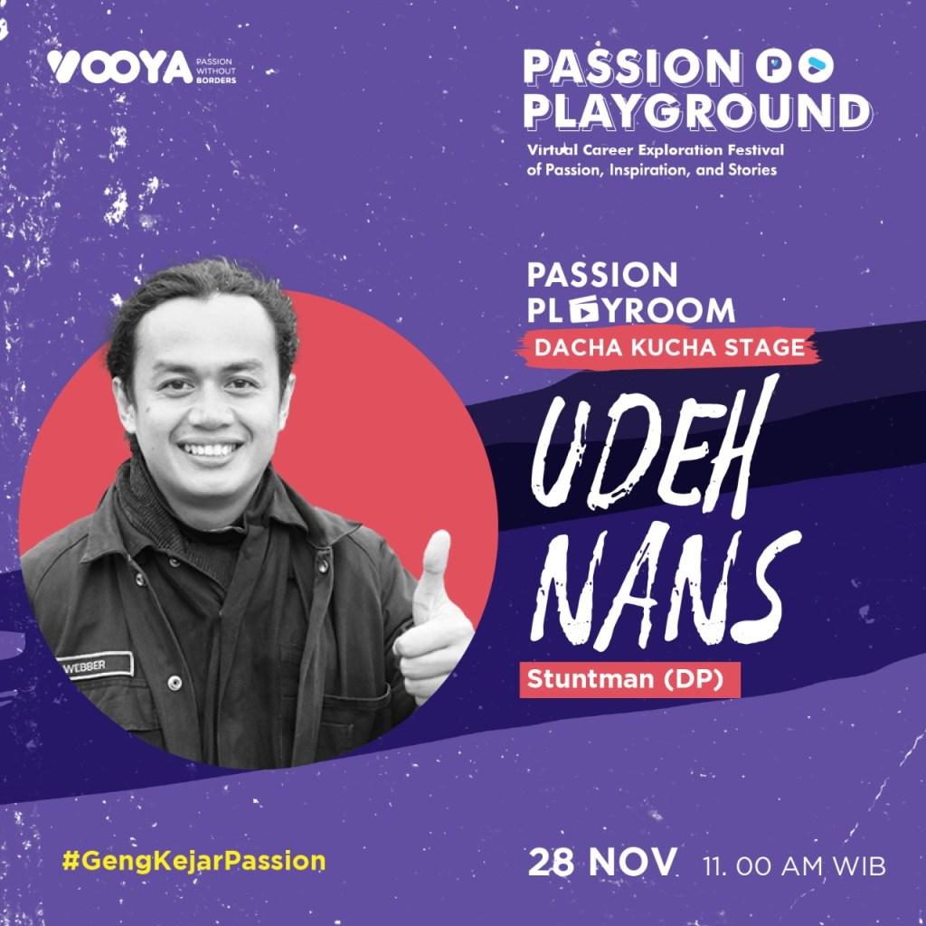 Udeh Nans - Passion Playground Online Festival 2020