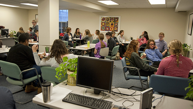 Writing Center Offers Help Udaily