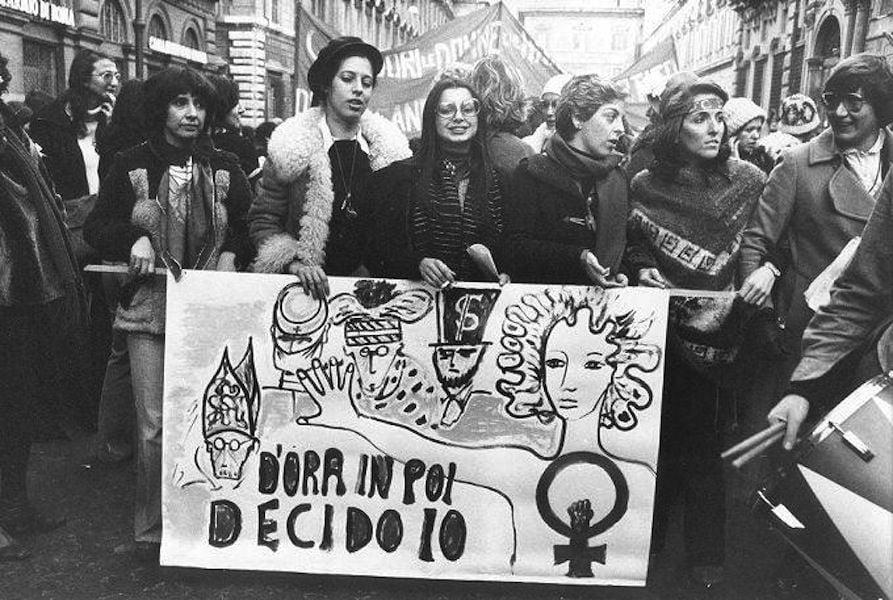 Di cosa hanno bisogno le donne che abortiscono in Liguria per decidere di non abortire
