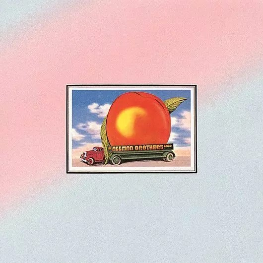 reDiscover: Eat A Peach