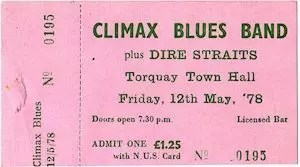 Straits ticket
