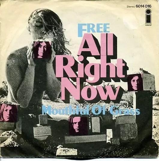 45 Years Ago, Free Felt All Right