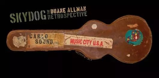 Allman's 'Skydog' Set Comes To Vinyl