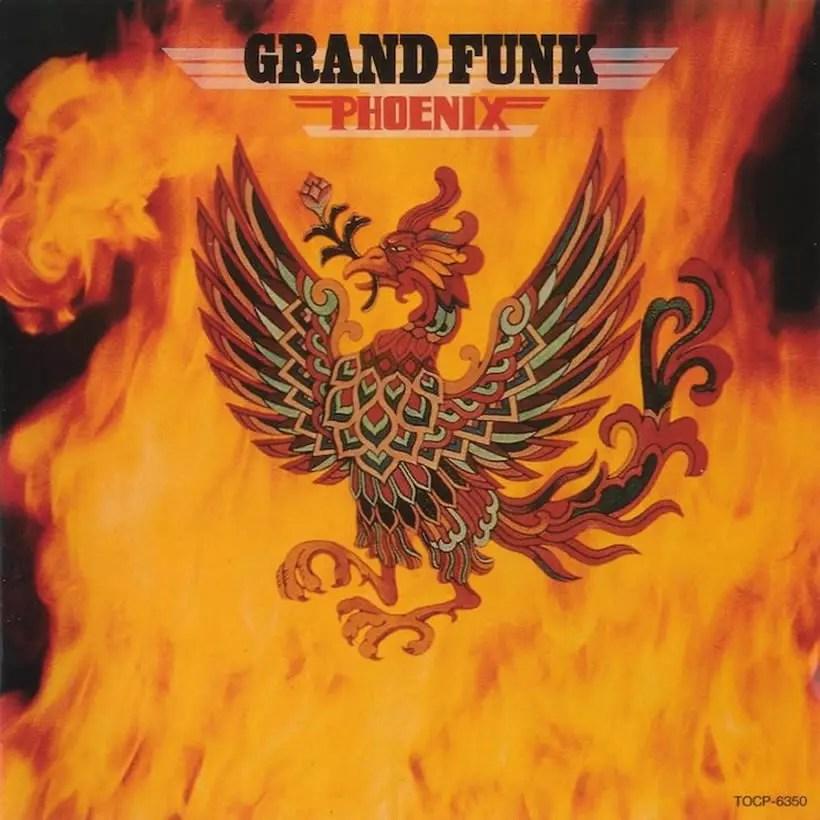 Grand Funk artwork: UMG