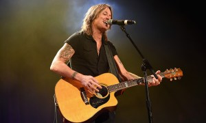 Keith Urban reports to Breland and Nile Rodgers for the video 'Out the Cage'