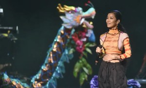 Listen to Jhené Aik's original song for Disney's 'Ray and the Last Dragon'
