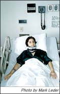 Rosemarie Rossetti at Dodd Hall, The Ohio State University, June 1998