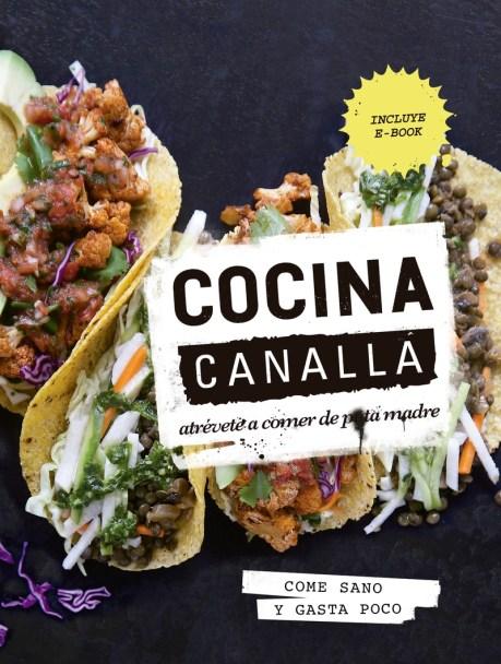 Cocina canalla. En español.