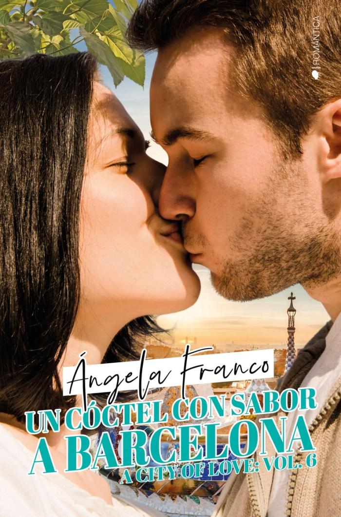 Un cóctel con sabor a Barcelona de Ángela Franco