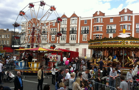 Marylebone Summer Fayre, Sun 15th June
