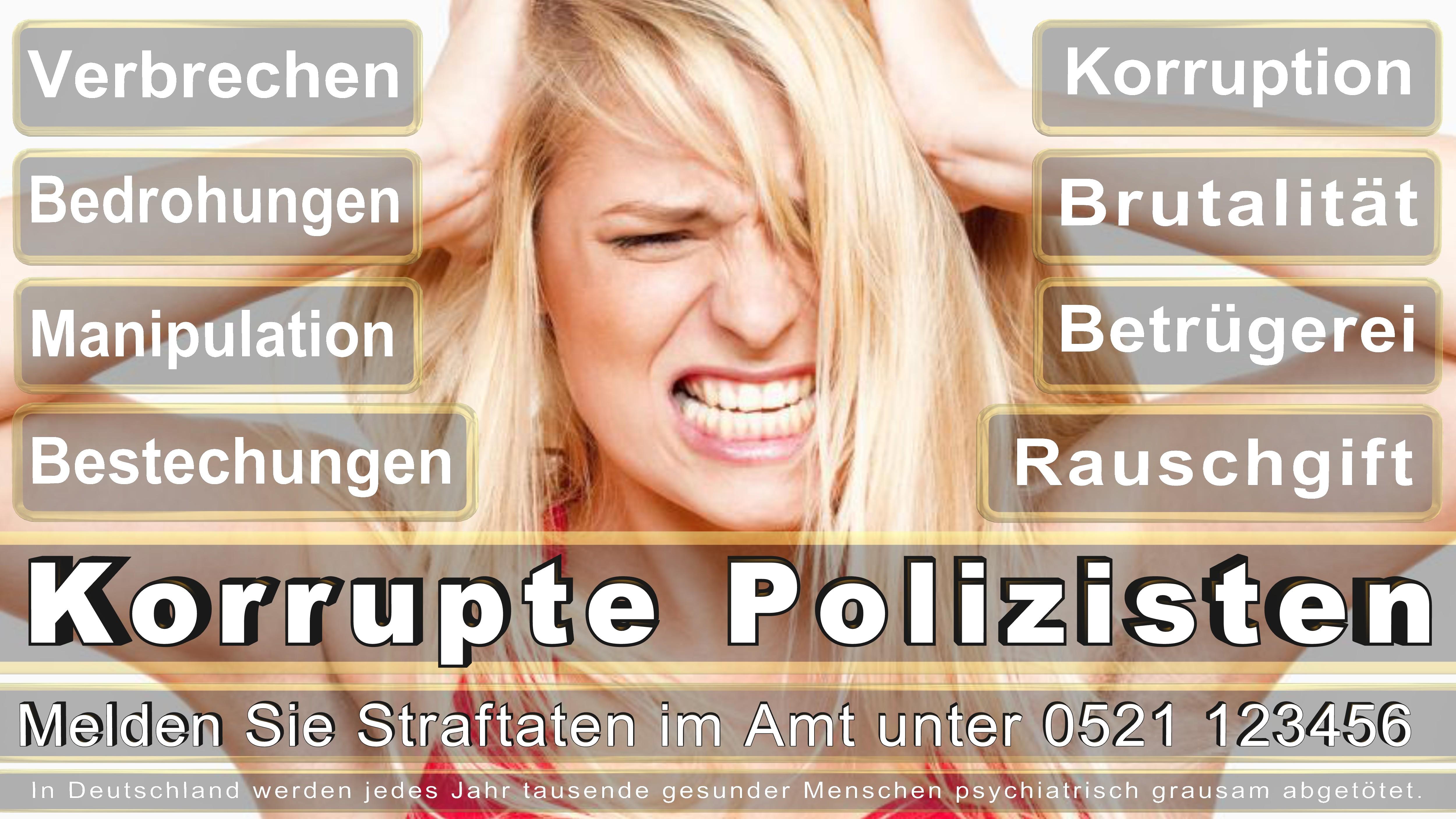 Polizei Bielefeld Nrw Cdu Bielefeld