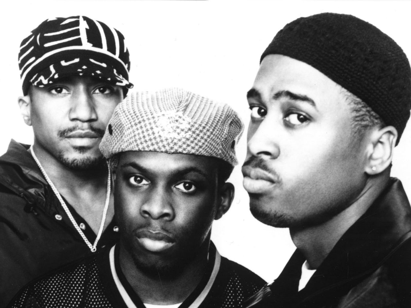 Promo photo of A Tribe Called Quest