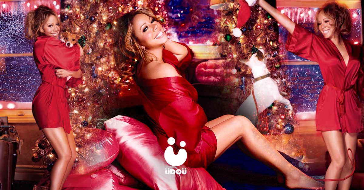 'All I Want for Christmas is You' by Mariah Carey Breaks 3 Guinness World Records U Do U Header