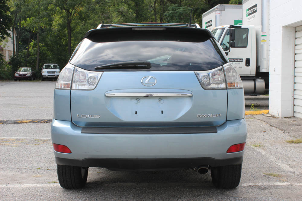 Blue 2007 Lexus RX 350 Rear Buy Here Pay Here York PA