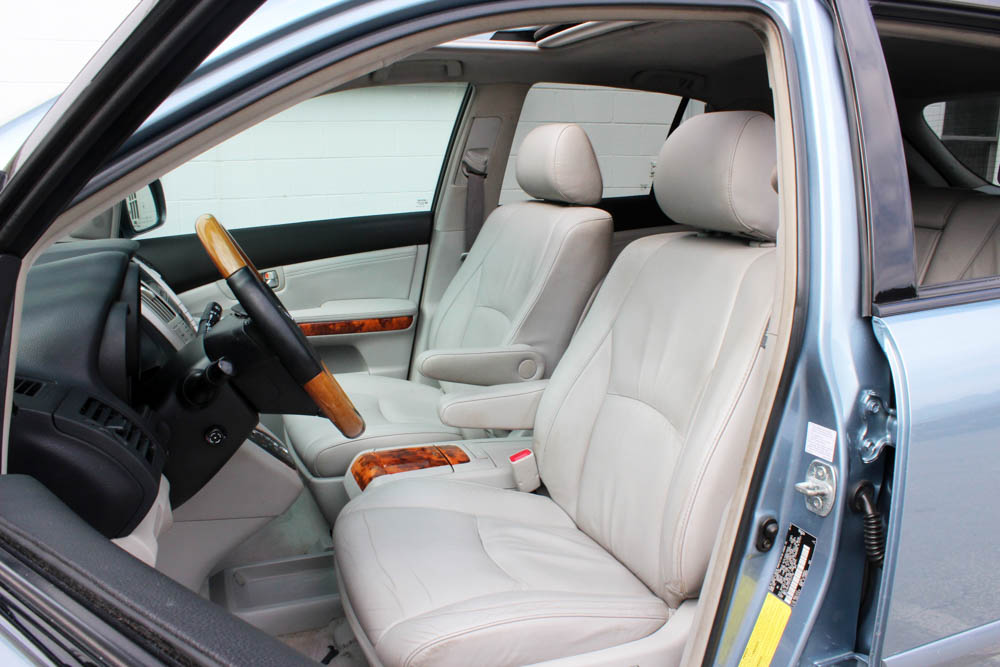 Blue 2007 Lexus RX 350 Front Seats Buy Here Pay Here York PA