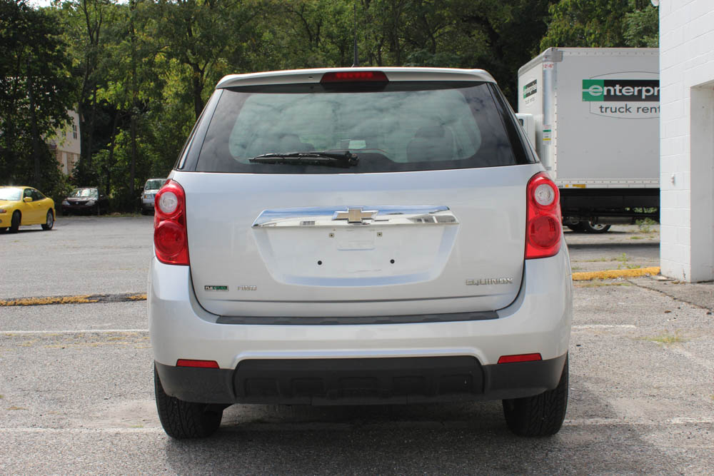 Chevrolet Equinox 2012 Rear Buy Here Pay Here York PA