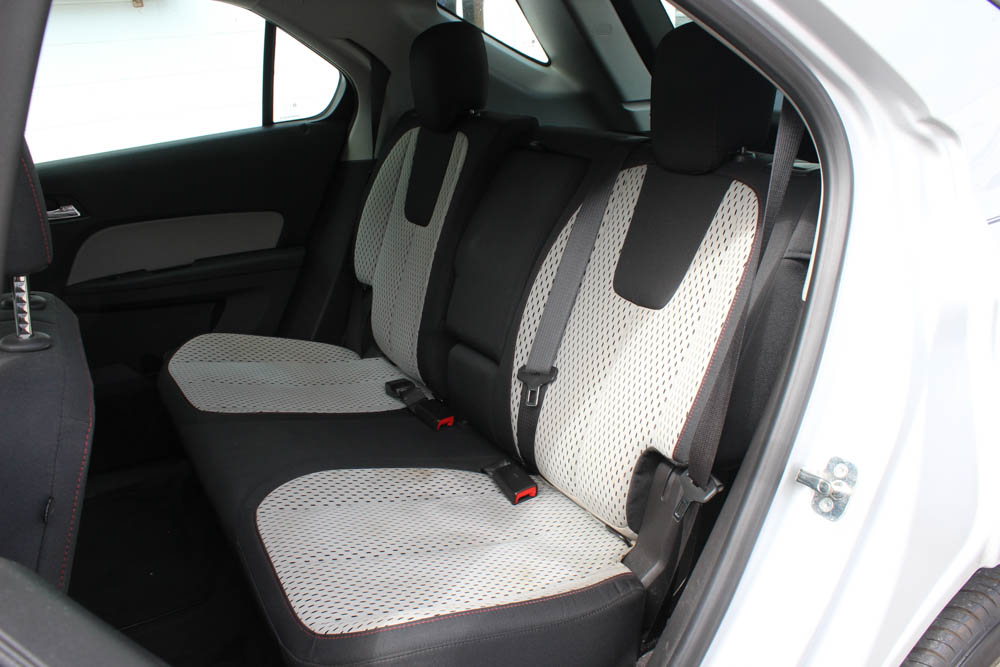 Chevrolet Equinox 2012 Rear Seat Buy Here Pay Here York PA