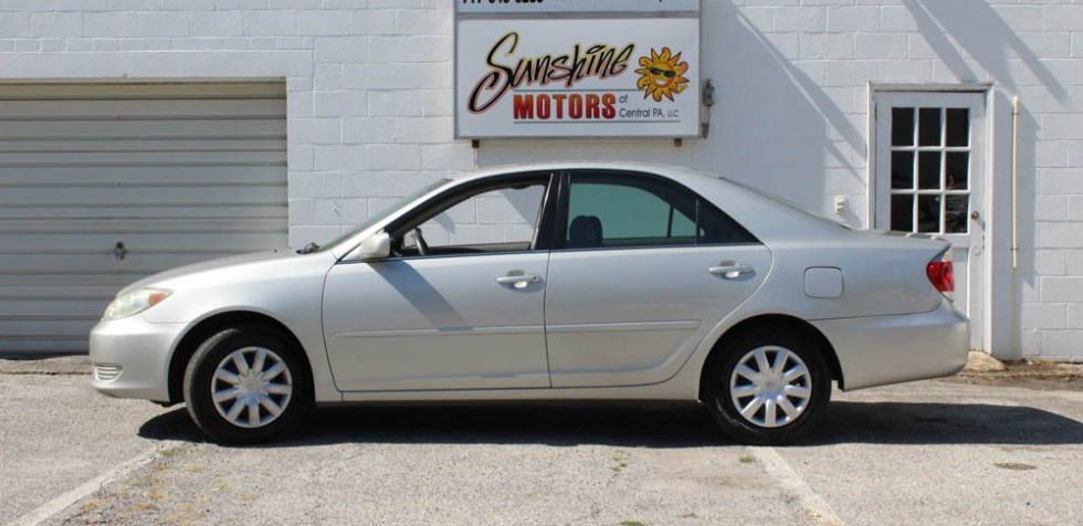 Toyota Camry 2006 Side Buy Here Pay Here York PA