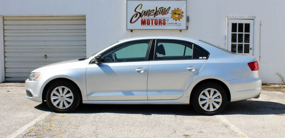 Volkswagen Jetta 2012 Side Buy Here Pay Here York PA