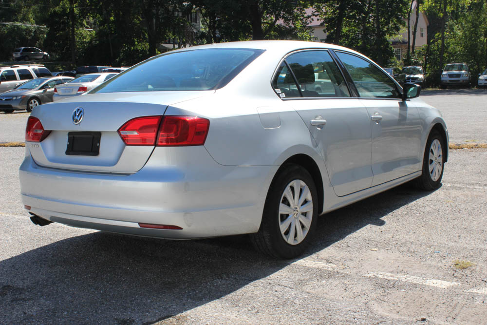 Volkswagen Jetta 2012 Rear Side Buy Here Pay Here York PA