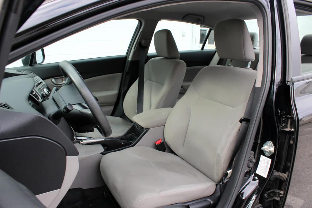 2013 Honda Civic Rear Seats Buy Here Pay Here York PA