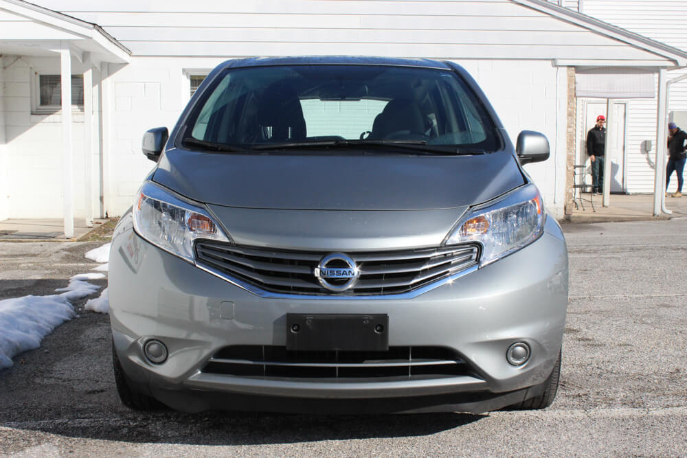 2014 Nissan Versa Note Front Buy Here Pay Here York PA