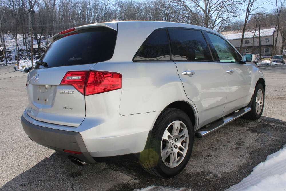 2007 Acura MDX Rear Side Buy Here Pay Here York PA