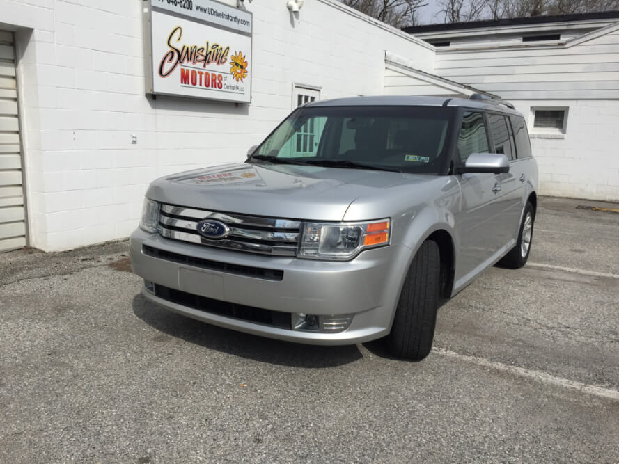 2011 Ford Flex Front Side Buy Here Pay Here York PA