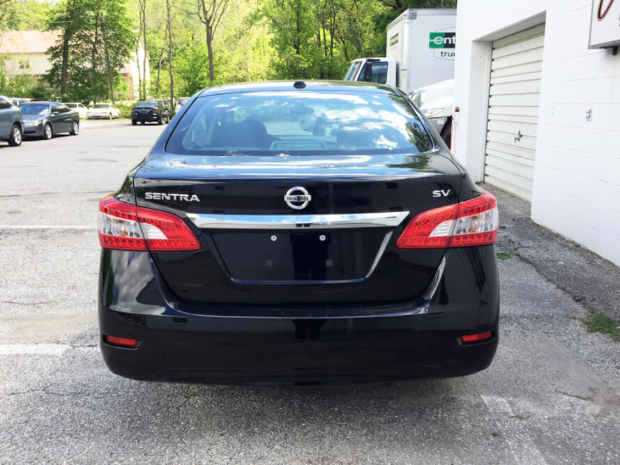 2015 Nissan Sentra Rear Buy Here Pay Here York PA