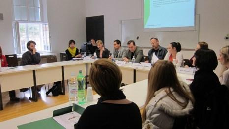 Okrugli stol - Izazovi i prilike volontiranja mladih u Dubrovniku 8