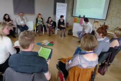 Foto 4: Pro Vobis (RO) - 9 Steps Methodology in Volunteer Management