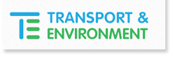 logo TRANSPORT AND ENVIRONMENT