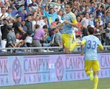 Video: Astana vs APOEL