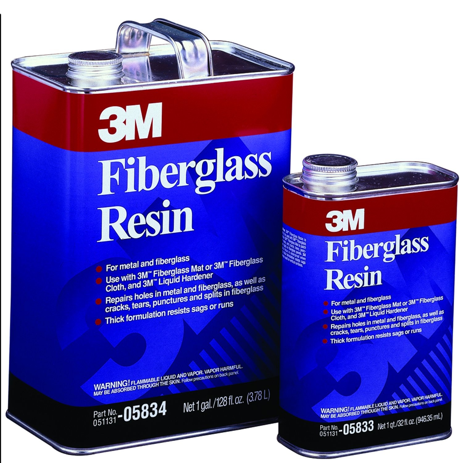 Fibre Glass Materials - Resins