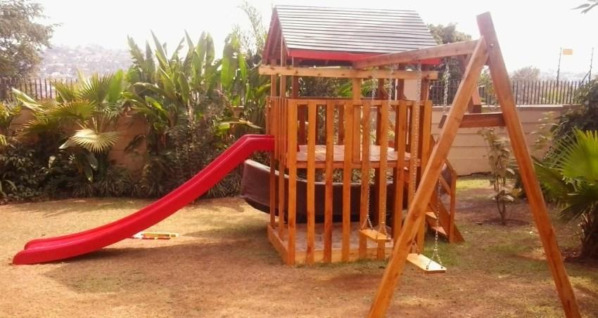 Playground Slides - Fibre Glass and Resins Uganda - UEL Resins