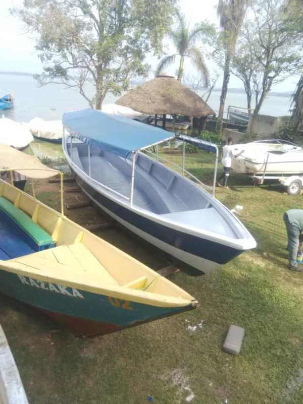 UEL Fibreglass Boats in Kampala - Uganda
