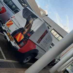 Fibreglass Truck Canopy