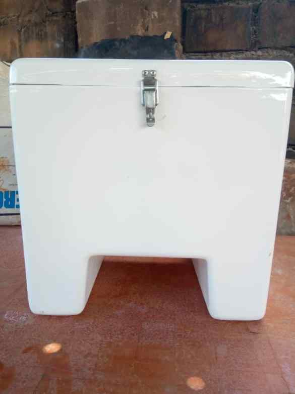 Fibreglass Courier Box