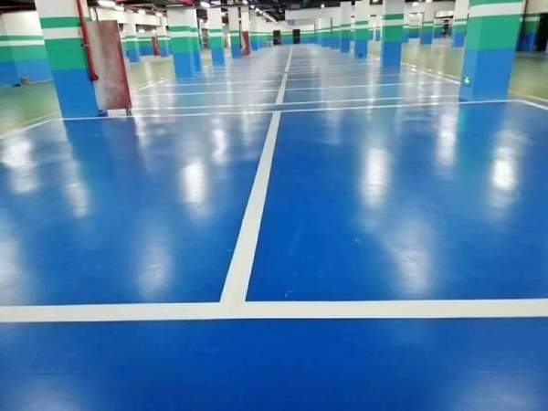 epoxy resin flooring, floor painting, coating and polished concrete - kampala - uganda