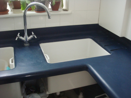 Fibreglass Worktops, Tabletops and Countertops
