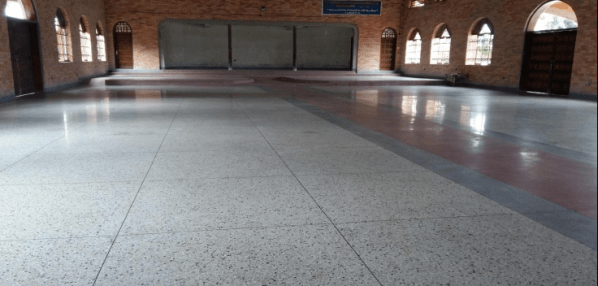 Terrazzo Floor Uganda