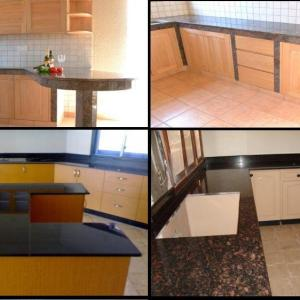 Granite counter tops, marble stones, flooring works and materials supply in Kampala - Uganda